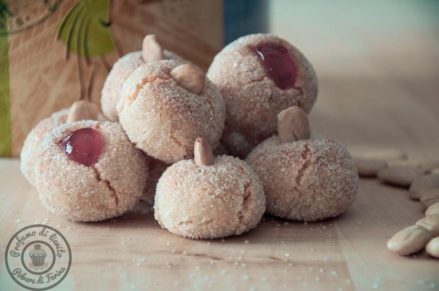 bimby amaretti – dolci sardi